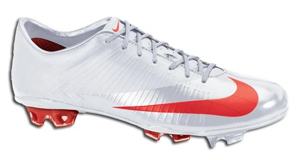 Nike Mercurial Vapor SuperFly FG Metallic Platinum