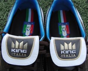 Puma King XL Italia Tongue