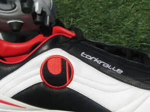 Uhlsport Torkralle up close