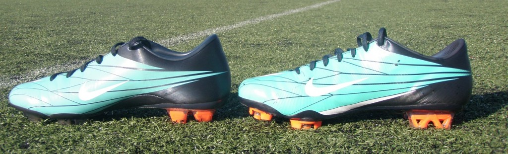 Nike Superfly vs Miracle