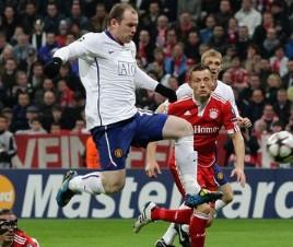 Wayne Rooney Scores in T90 Laser