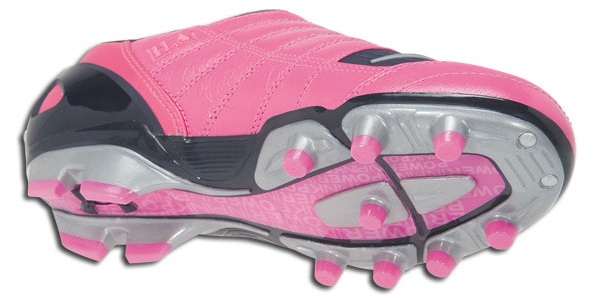 Under Armour Dominate Pink sole