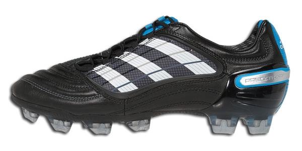 Adidas Pred X BlackCyan