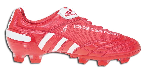 Adidas Pred X Red White