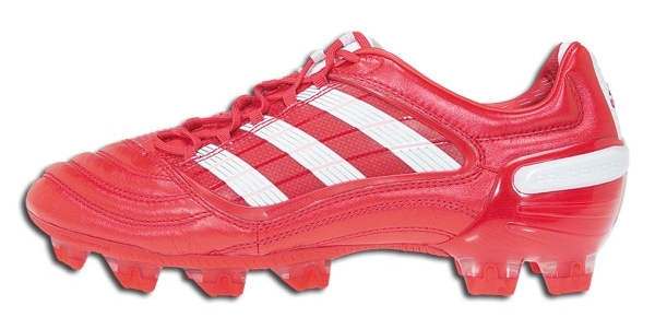 Adidas Pred X Red