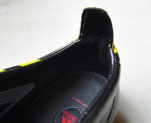 Adizero raised heel