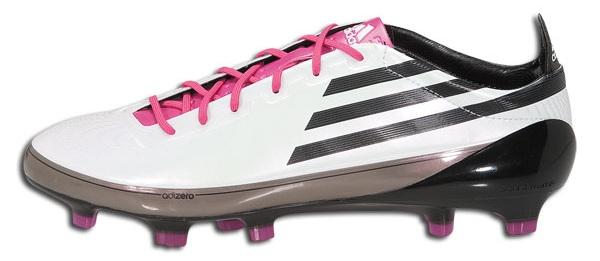 Pink Adidas adizero