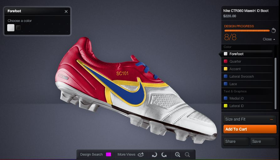 Nike Chaussures De Football Id