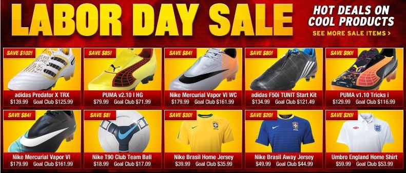 LaborDay sale