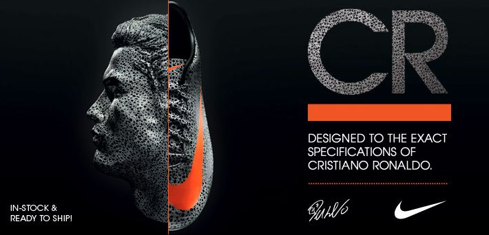Nike CR7 Safari Available