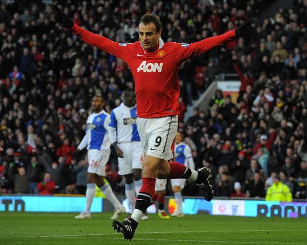 Manchester United's Berbatov