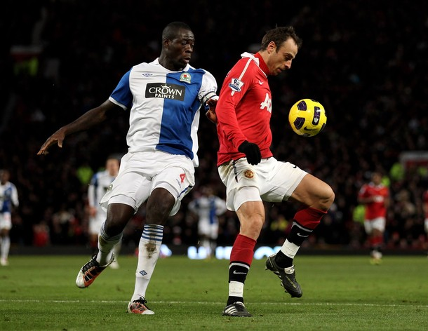 Manchester United v Blackburn Rovers - Dimitar Berbatov