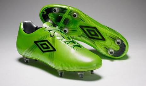 Lime Umbro GT Pro