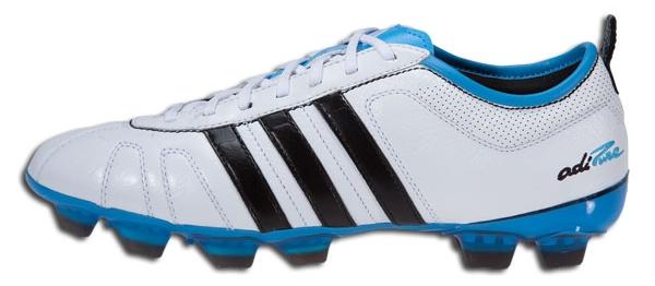 White Adidas adiPure IV