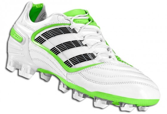 Adidas Predator X White Metallic Intense Green