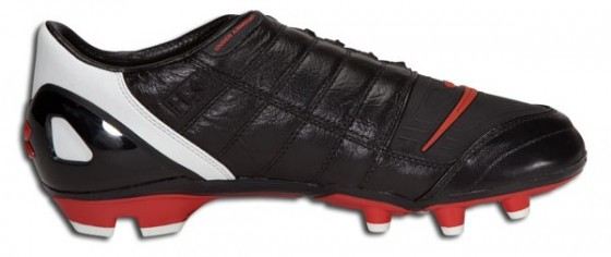UA Dominate Black Red