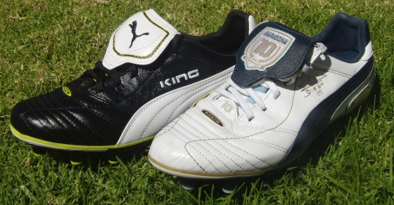 Puma King Finale and Diego