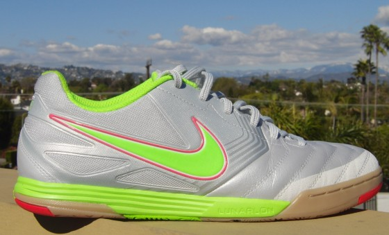 Nike Lunar Gato indoor shoe