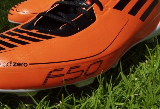 Adidas adiZero close up