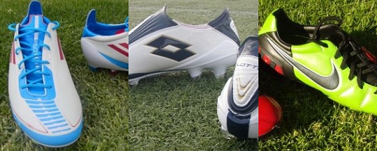 Wide Fitting Cleats