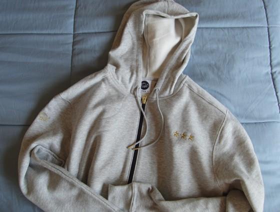 Pele Sports Fleece Hood