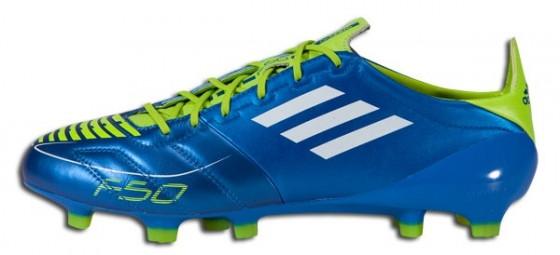 Adidas F50 adiZero Anodized Blue