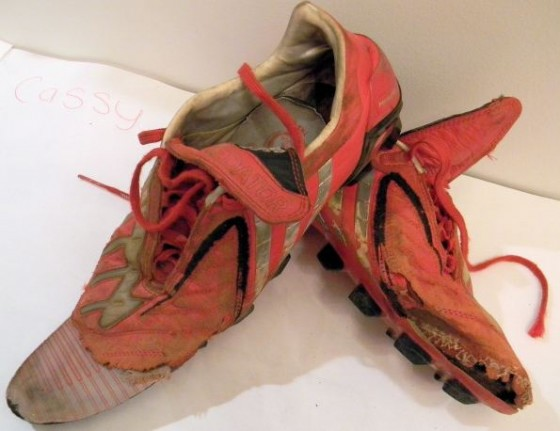 Old Cleats f