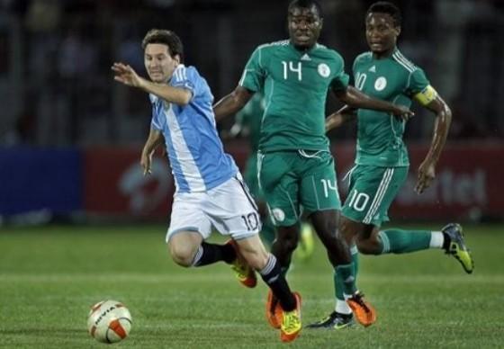 Messi in adiZero II