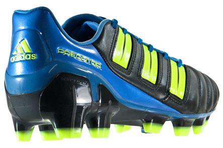Adidas adiPower Predator Black Blue
