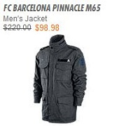 Nike Barca Jacket Deal