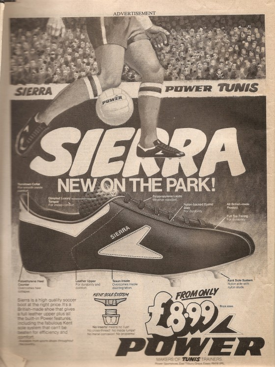 Sierra Power Boots