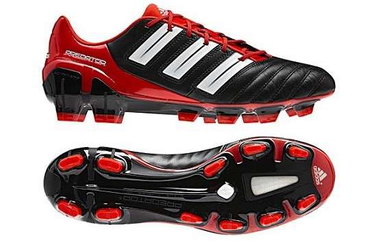 Adidas adiPower Predator in Black