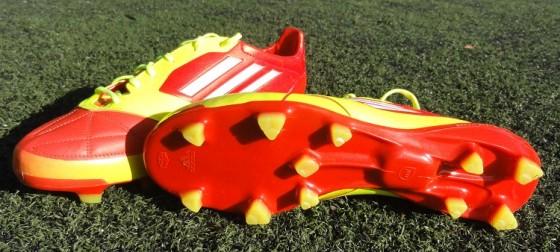 Adidas F50 adiZero miCoach