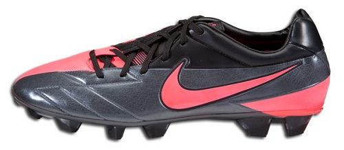 Grey Nike T90 Laser IV