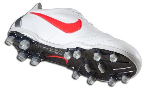 Nike Tiempo Legend White Soleplate
