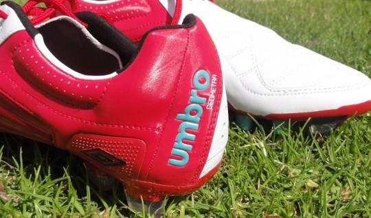 Umbro Geometra Pro heel red