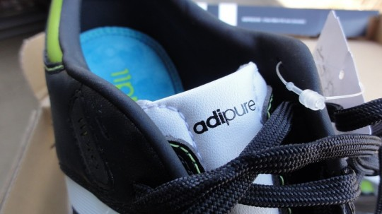 adiPure Logo