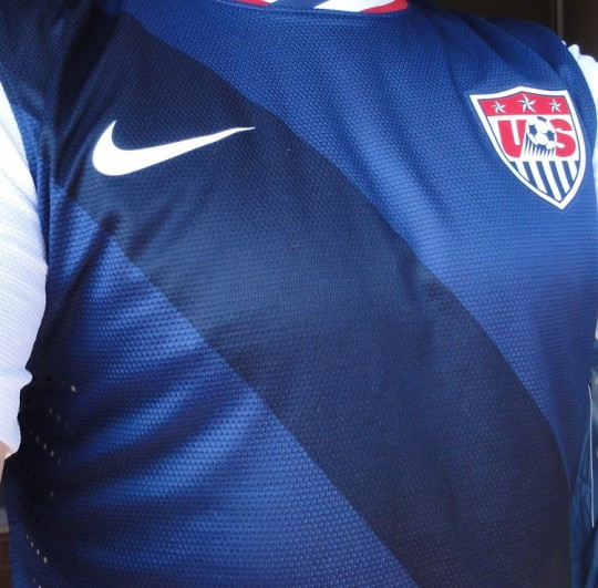 US Jersey 2012