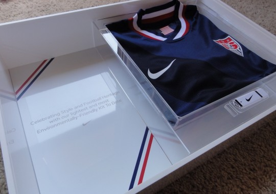 US jersey boxed