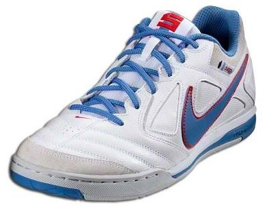 Nike5 Gato White Blue