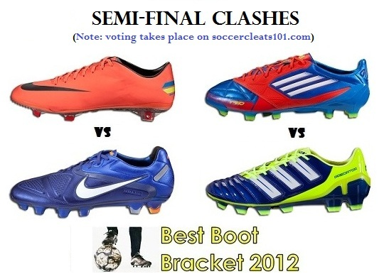 Best Boot Semi Final