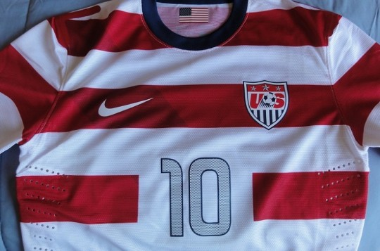 US Home Jersey 2012