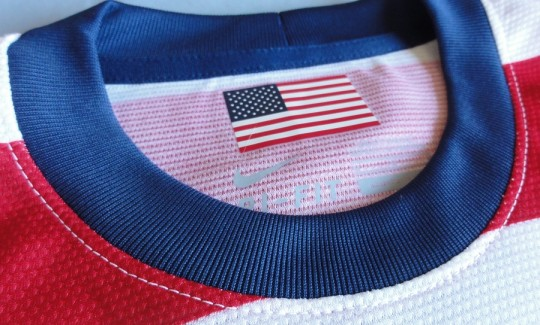 US Home Jersey Neck