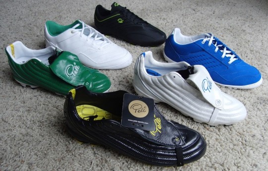 Pele Sports JNR collection