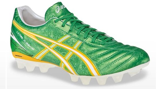 asics lethal flash it review