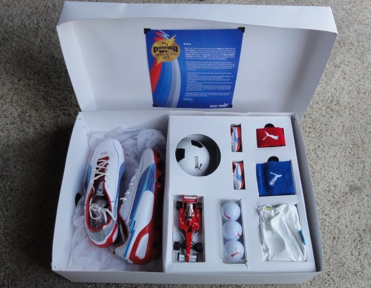 evoSPEED Box