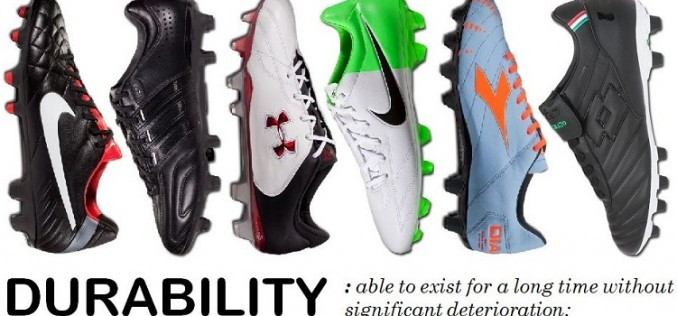 Best Soccer Cleats for Durability