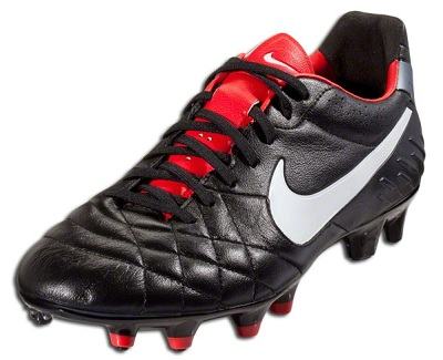 Nike Tiempo legend Black Red