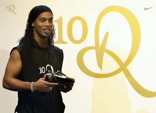 Ronaldinho in Tiempo 10R