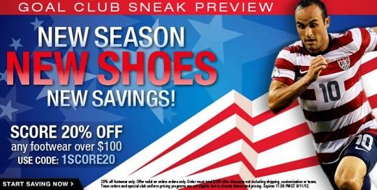 September New Season Sale